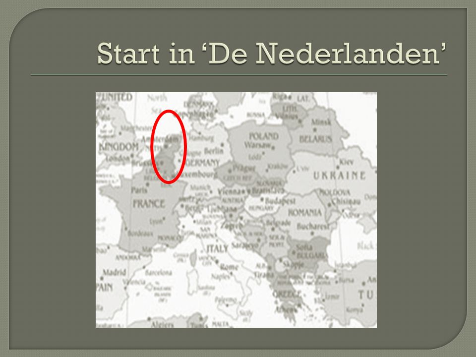 1548: Lage landen worden bestuurlijke eenheid 1568: Alva valt Groningen binnen, slag bij Jemmingen Najaar: mislukte veldtocht Willem van Oranje Vergelding door Alva: onthoofding van graven Egmond en Hoorne