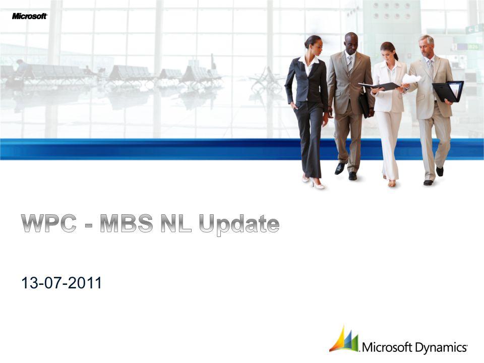 Markt inzichten Harco van Polen Industry Marketing Manager Microsoft Business Solutions