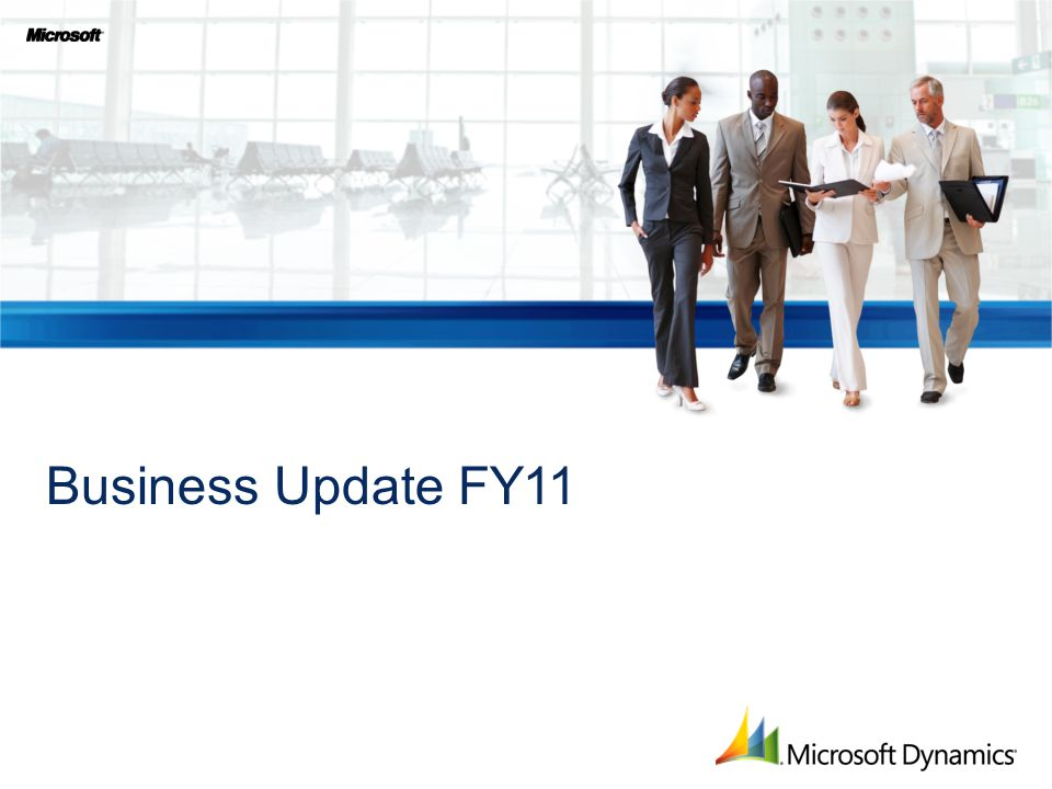 Business Update FY11