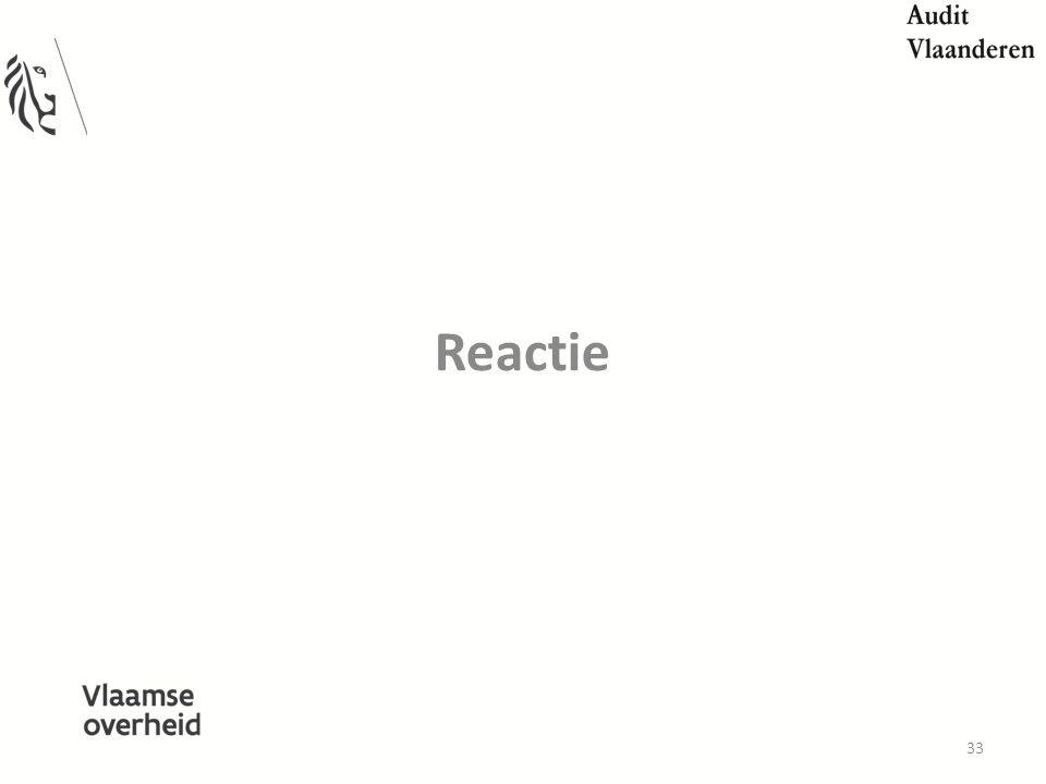 Reactie 33