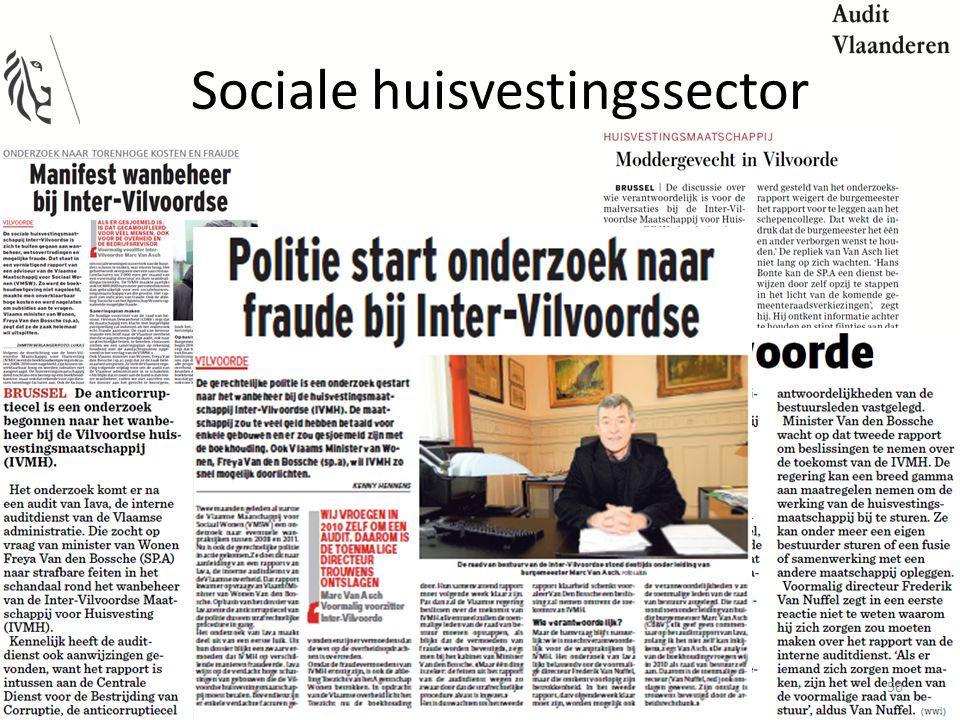 Sociale huisvestingssector 50