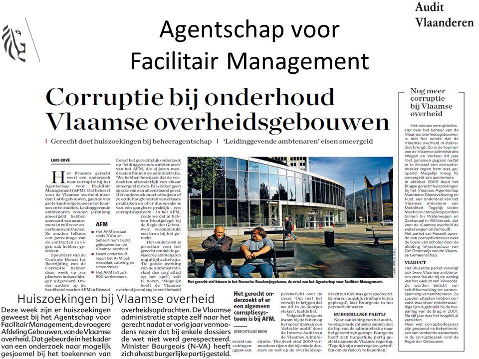 Agentschap voor Facilitair Management