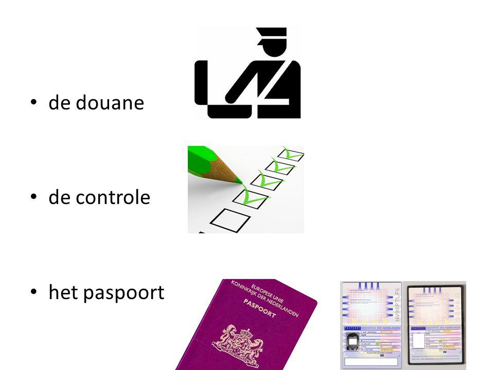 Wat mag je wel door de douane meenemen en wat niet? de knuffelbeer het mes het pistool het boek