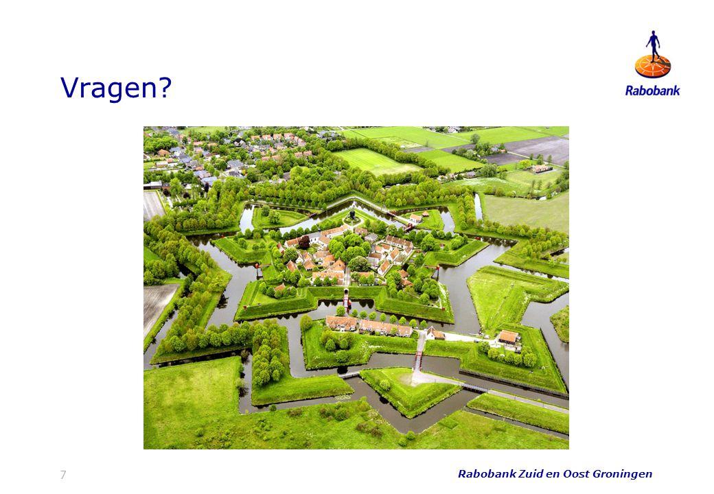 Vragen? Rabobank Zuid en Oost Groningen 7