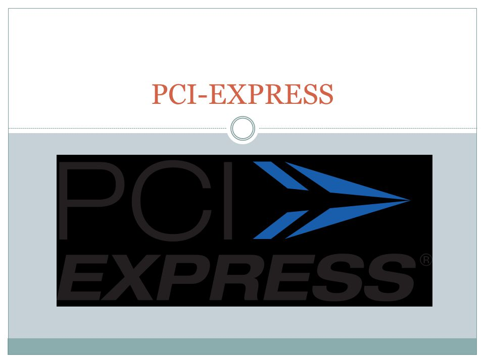 PCI-Express 16X Slot 1X Slot