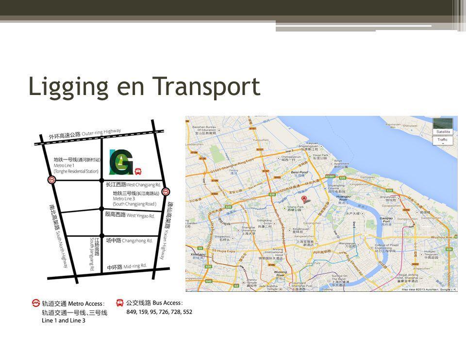 Ligging en Transport