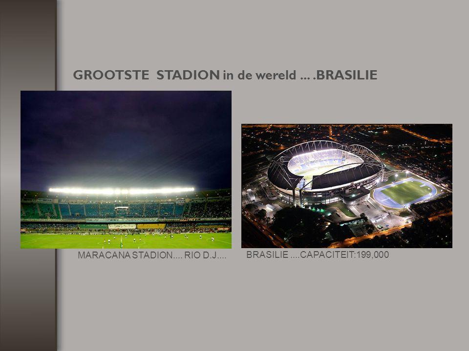 DUURSTE STADION... ENGELAND