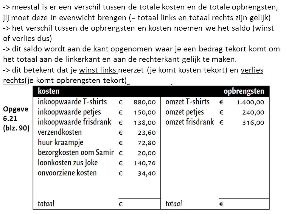 -> afschrijvingenkosten zijn kosten die het oorzaak zijn van waardevermindering van bezittingen.