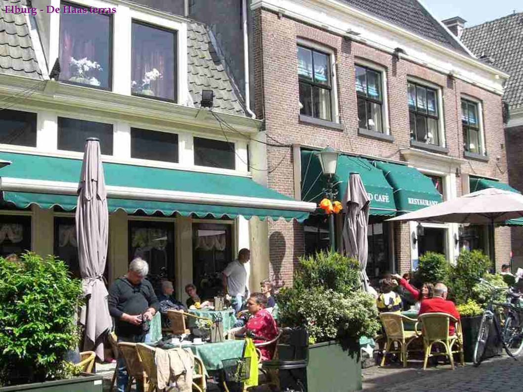 Elburg molen De -Tijd