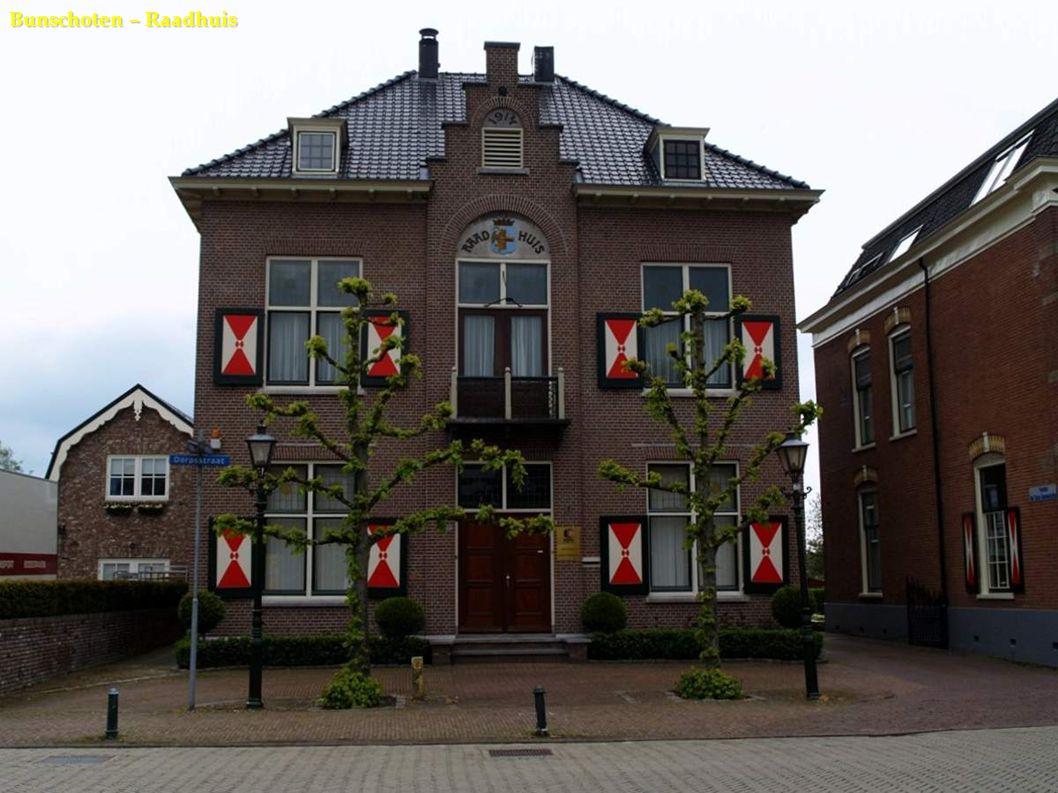 Bunschoten - molen