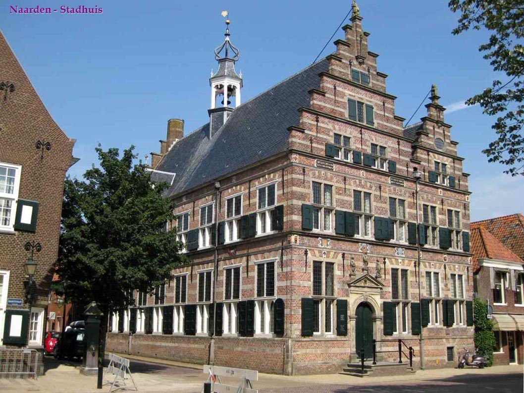 Naarden- Graaf Willem de Oudelaan