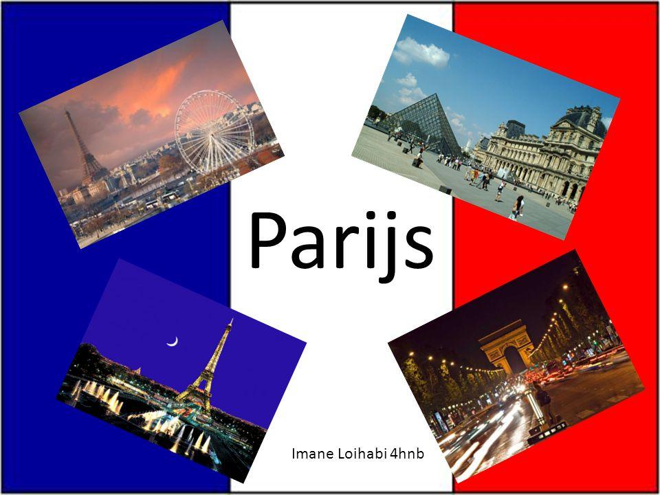 Parijs Imane Loihabi 4hnb