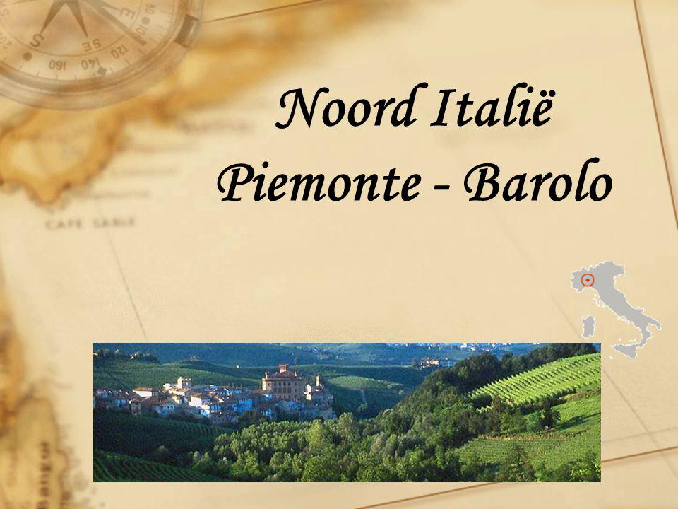 Noord Italië Piemonte - Barolo