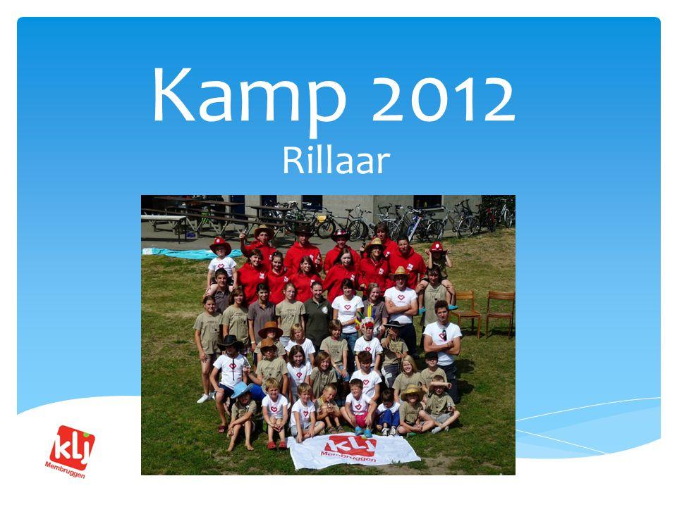 Kamp 2012 Rillaar