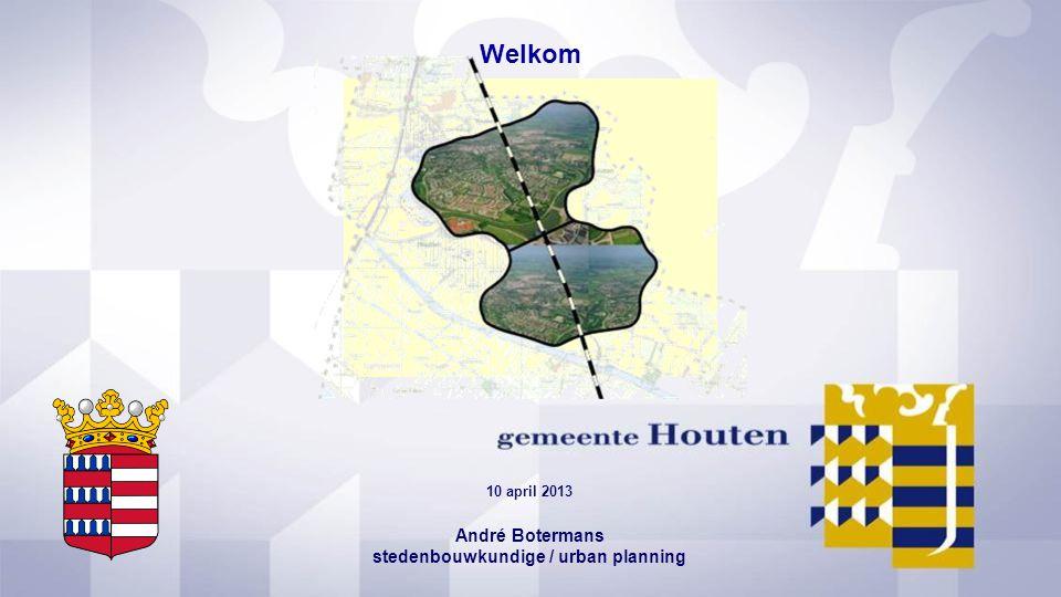 Accessability Bicycle Centrum Houten  Rondeel = 2,2 km; 7 min.