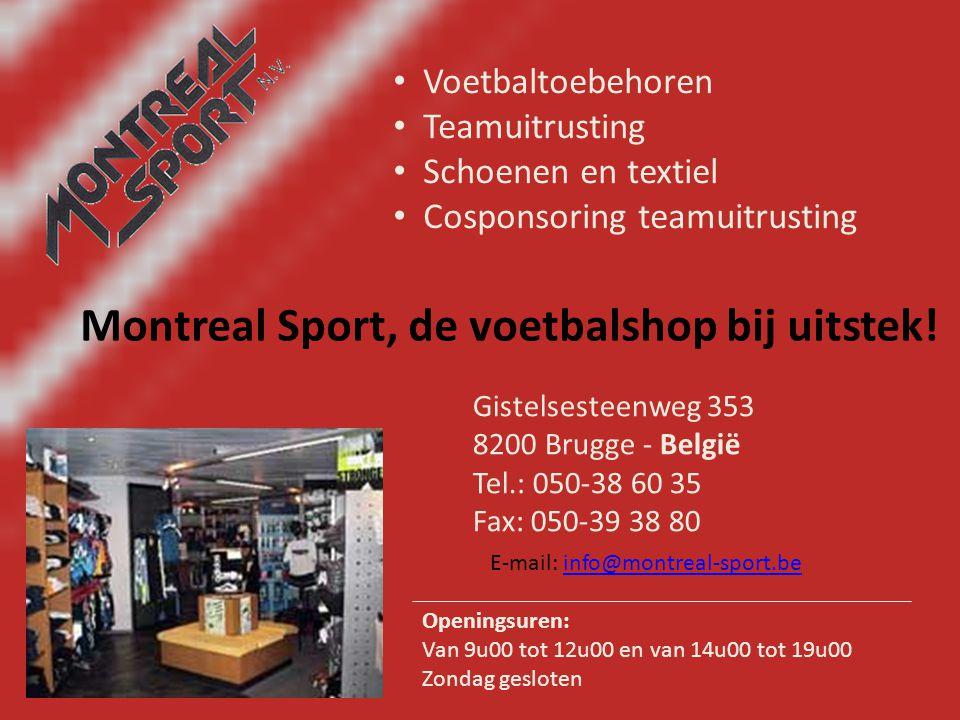 Gistelsesteenweg 353 8200 Brugge - België Tel.: 050-38 60 35 Fax: 050-39 38 80 Openingsuren: Van 9u00 tot 12u00 en van 14u00 tot 19u00 Zondag gesloten