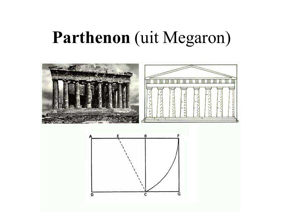 Parthenon (uit Megaron)
