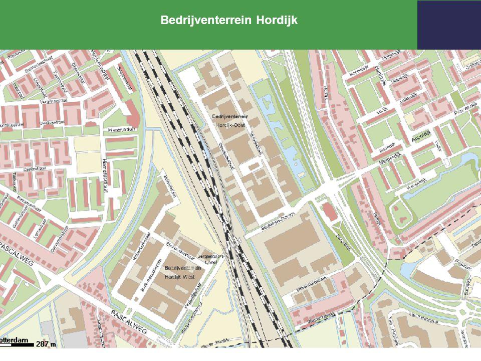 Gemeentewerken Gemeente Rotterdam Bedrijventerrein Hordijk