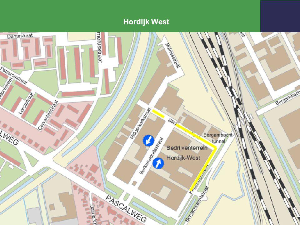 Gemeentewerken Gemeente Rotterdam Hordijk West