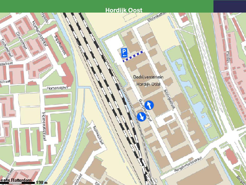 Gemeentewerken Gemeente Rotterdam Hordijk Oost