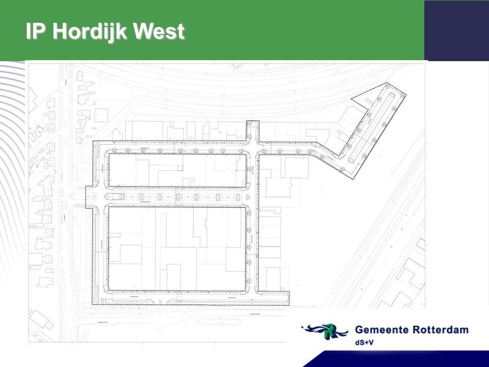 Gemeentewerken Gemeente Rotterdam IP Hordijk West