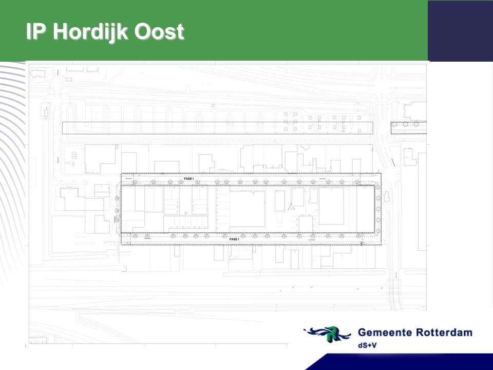Gemeentewerken Gemeente Rotterdam IP Hordijk Oost