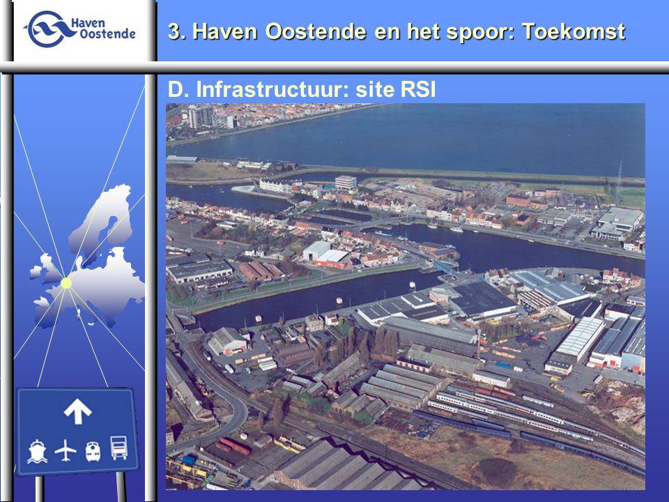 3. Haven Oostende en het spoor: Toekomst D. Infrastructuur: site RSI
