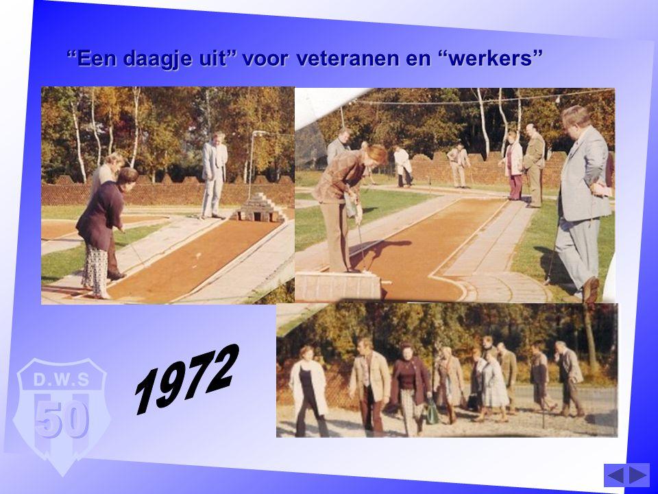 Een daagje uit voor veteranen en werkers