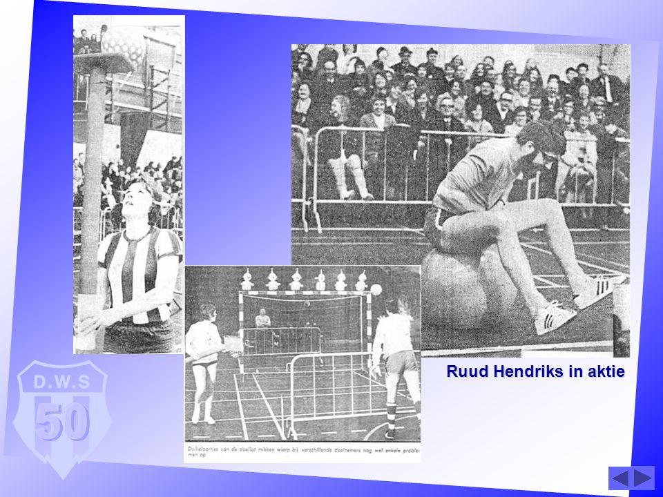 Ruud Hendriks in aktie