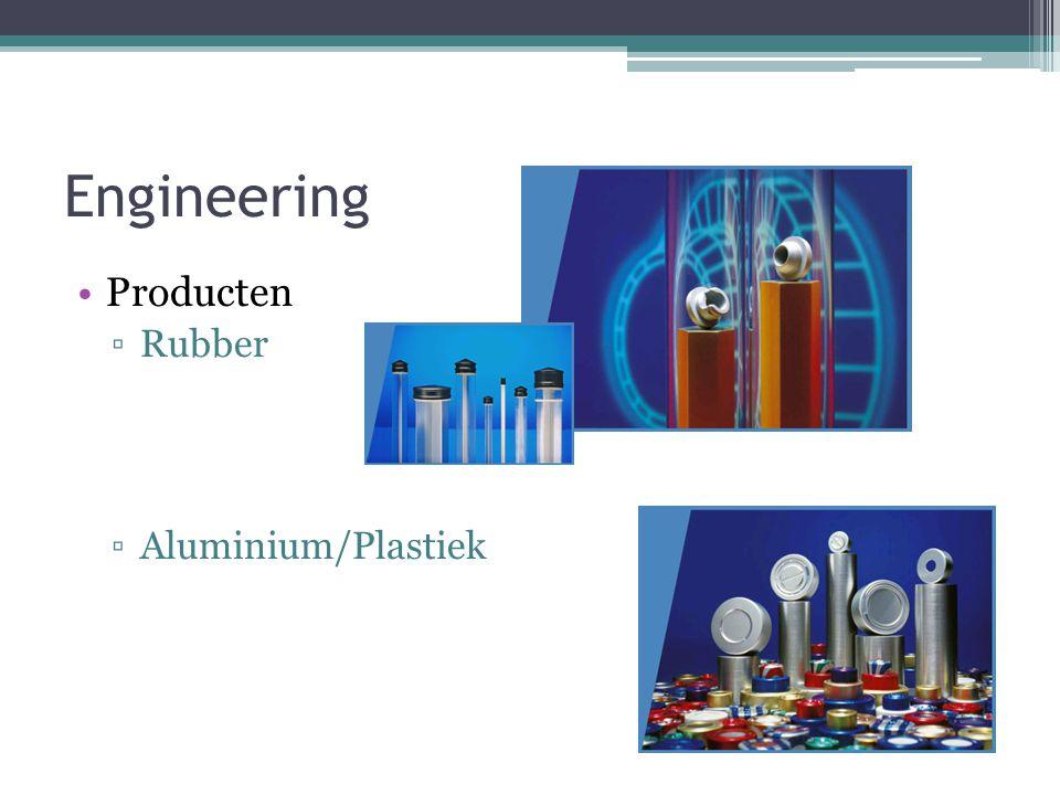 Bedrijfsmissie : ▫ Jaarlijkse groei van 10% ▫EBIT van minstens 14% (Winst tov omzet) Productieproces: ▫Aankopen rubber ▫Samenstellen mbv juiste formules ▫Rubberen schijven gieten ▫Juiste vormen 'drukken' en vulkaniseren ▫Controle van stukken ▫Ontsmetting van de stukken ▫Steriele verpakking en Distributie