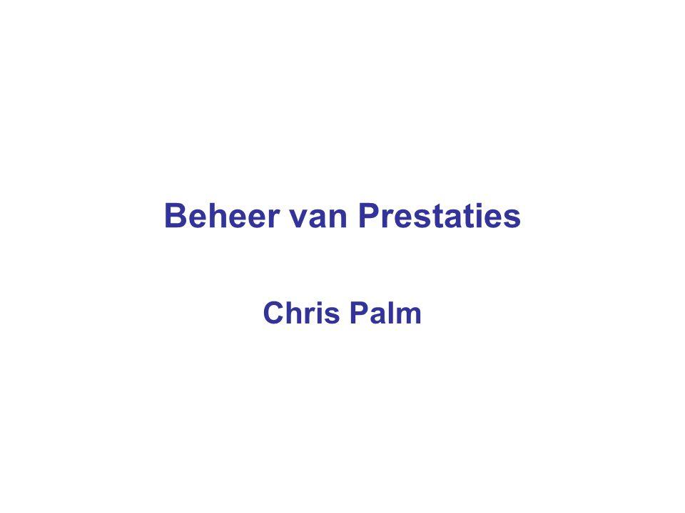 Beheer van Prestaties Chris Palm