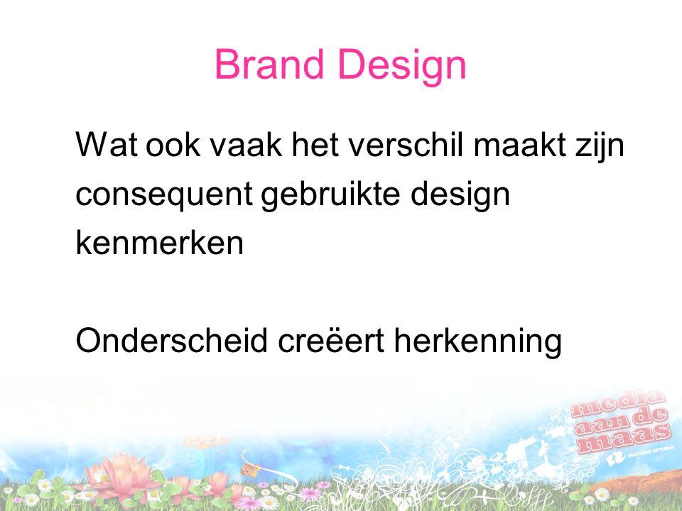 Brand Design Heineken is GROEN