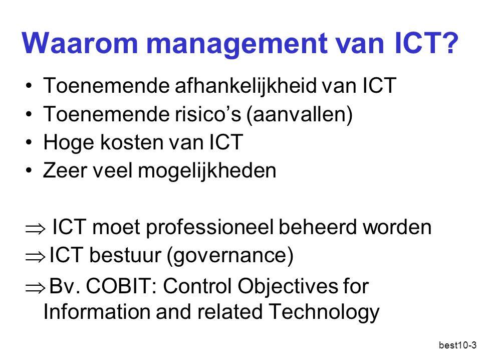 best10-3 Waarom management van ICT.