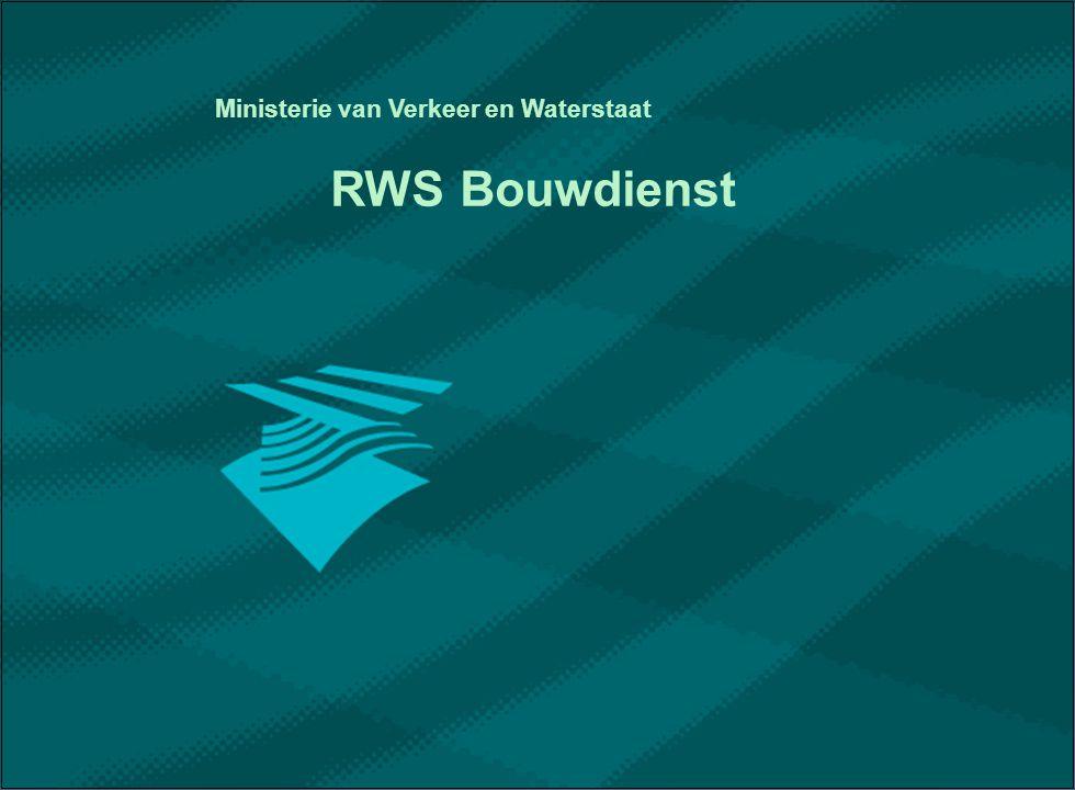2 RWS Bouwdienst Ministerie van Verkeer en Waterstaat