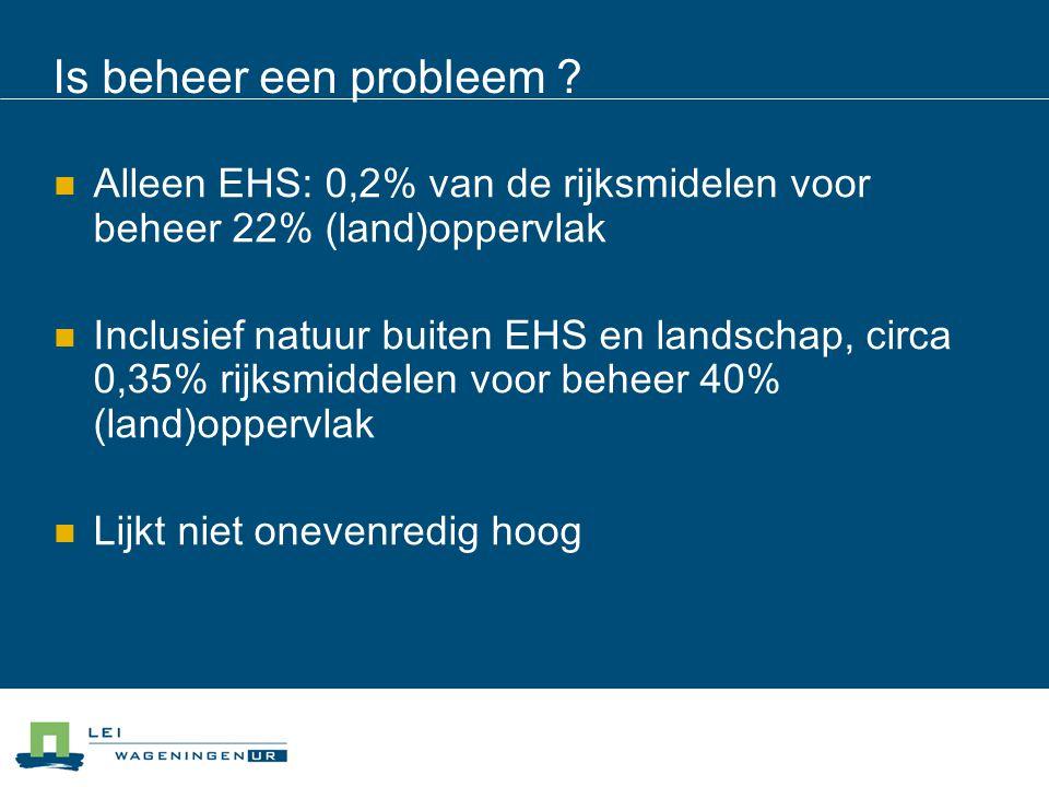 Onzekere factoren Economische positie Nederland Bijdrage van landbouw Overheidsfinanciering EU beleid