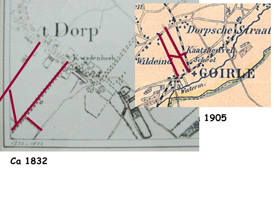 Ca 1905 Ca 1832