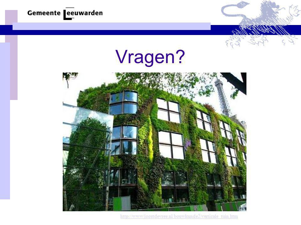 Vragen? http://www.joostdevree.nl/bouwkunde2/verticale_tuin.htm