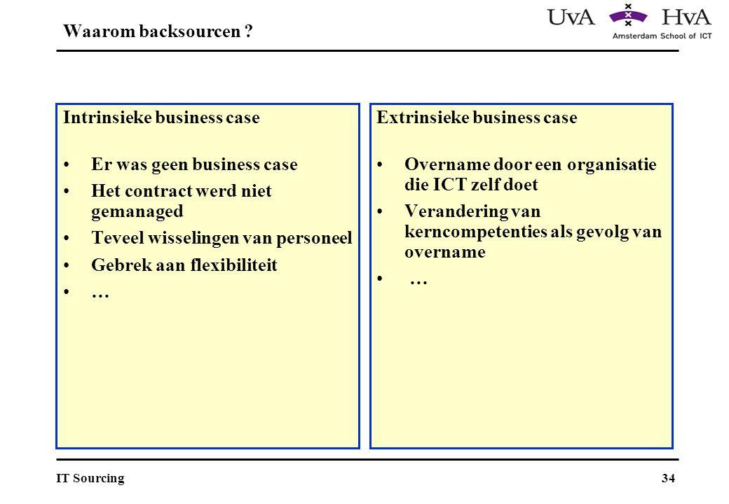34IT Sourcing Waarom backsourcen .