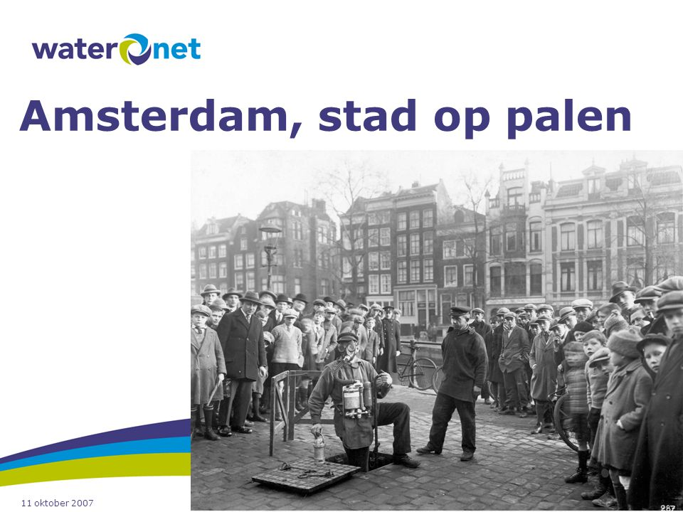 11 oktober 2007 16 Amsterdam, stad op palen