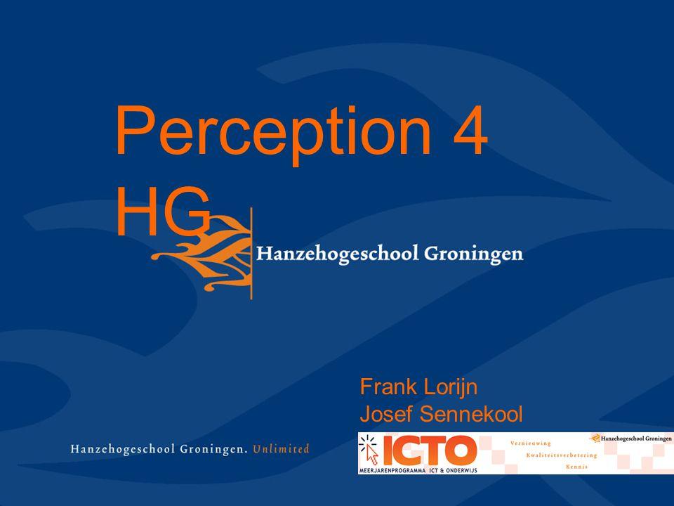 Frank Lorijn Josef Sennekool Perception 4 HG