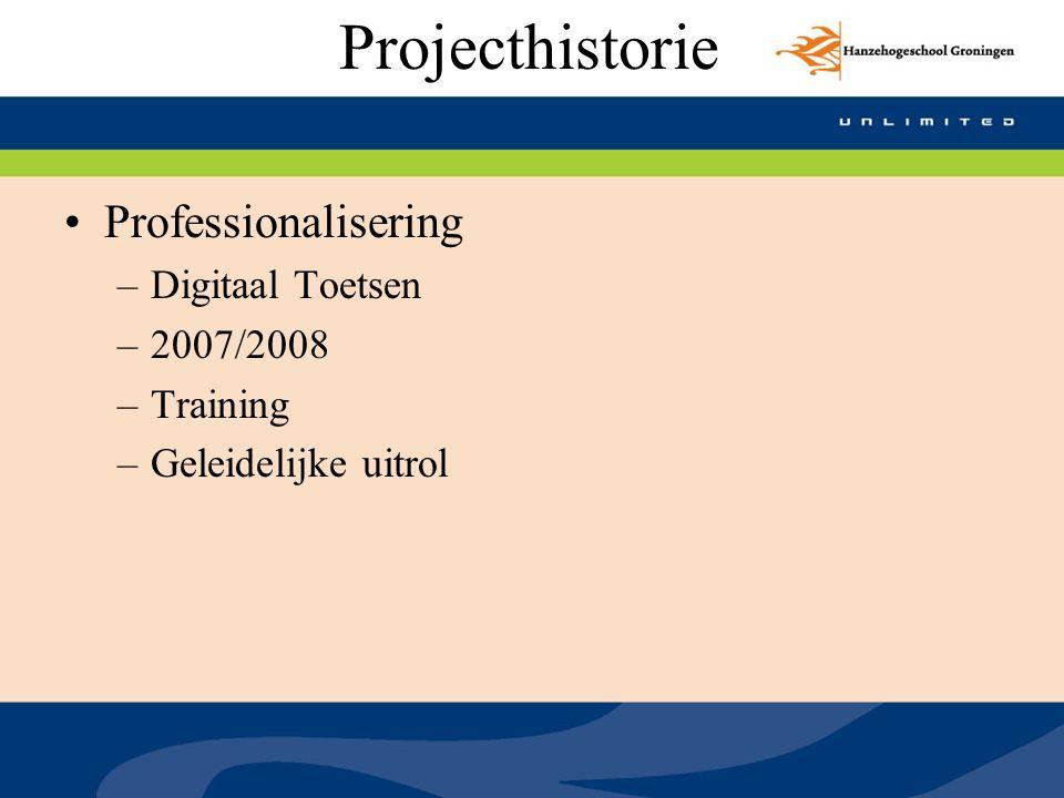 Perception 4 Door ICT beheerde omgeving: Perception-server Aparte Database-server