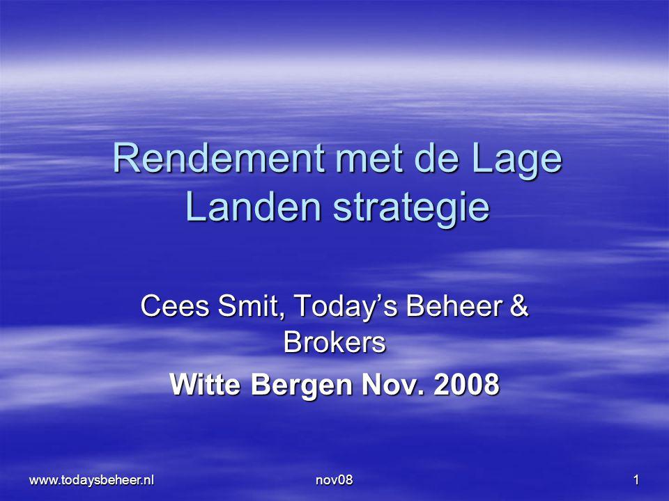 www.todaysbeheer.nlnov0842 Wat is Implied Volatility.