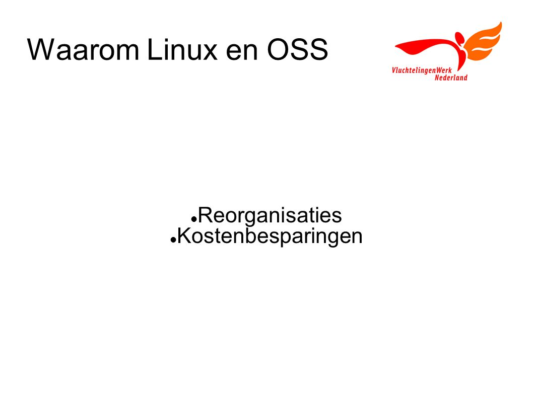 Waarom Linux en OSS Reorganisaties Kostenbesparingen