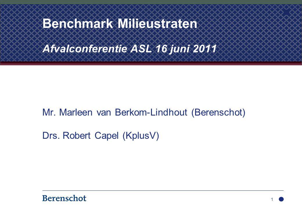 Mr.Marleen van Berkom-Lindhout (Berenschot) Drs.