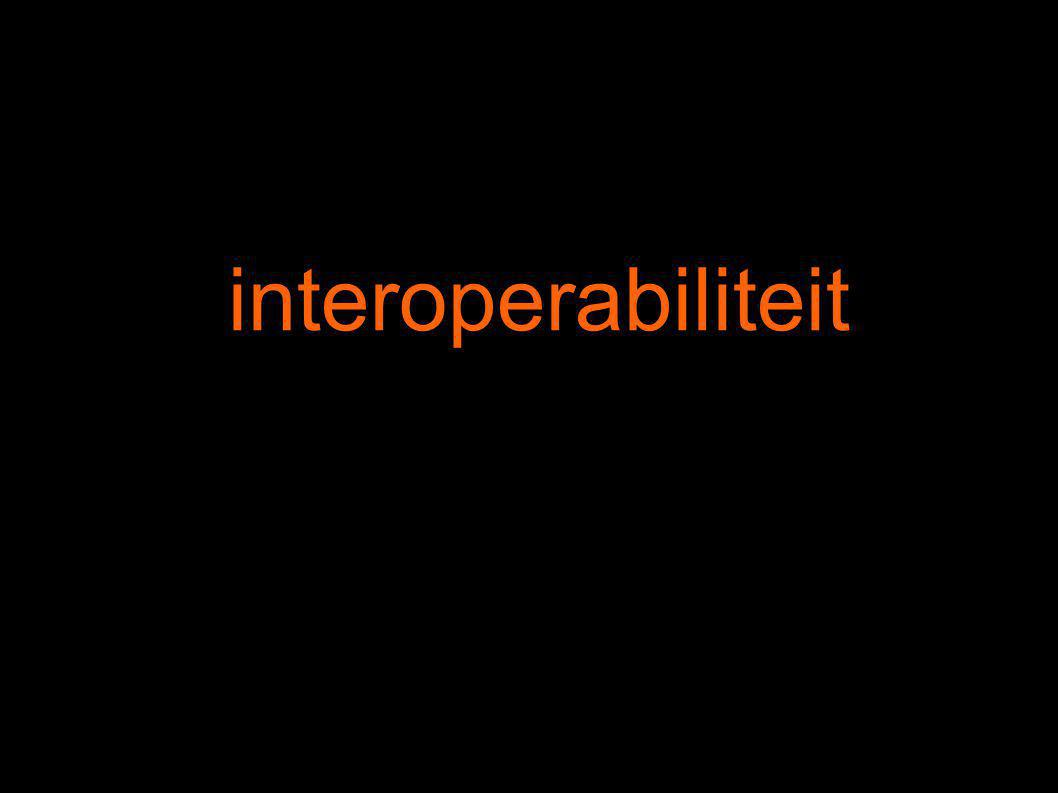 interoperabiliteit