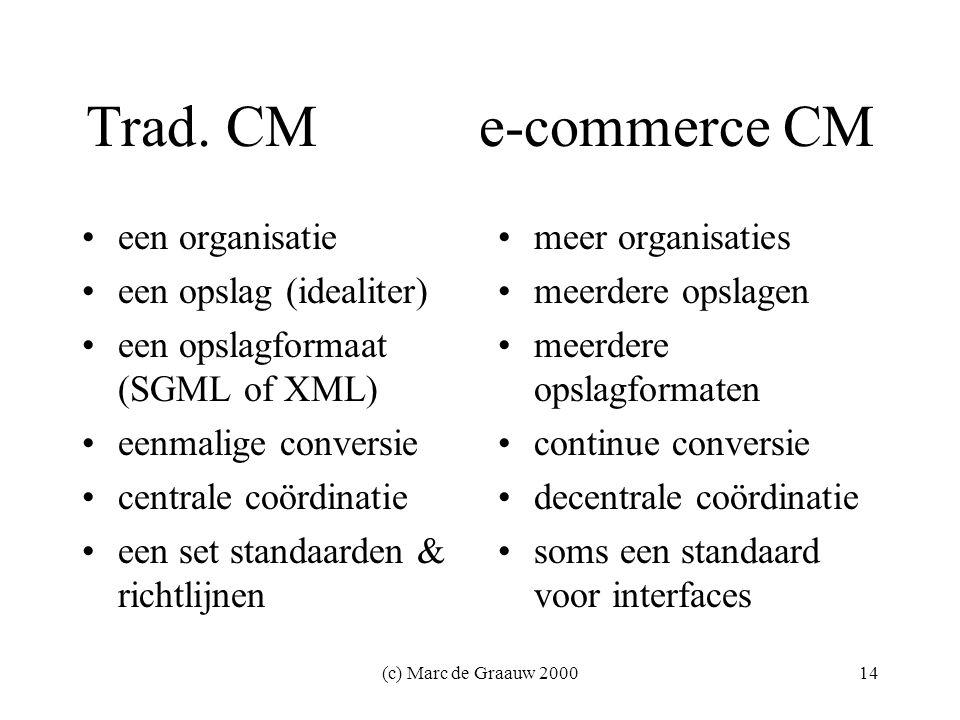 (c) Marc de Graauw 200014 Trad.