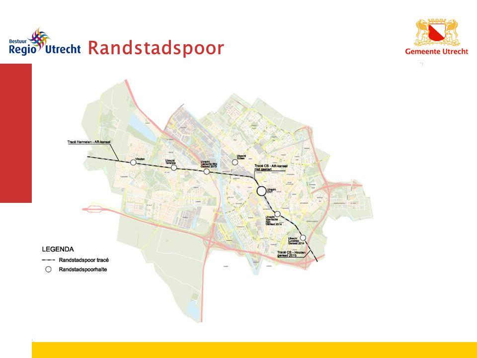 Consequenties 1.Haalbaarheidsstudie Anne Frankplein aanpassen 2.Haltelocaties en ontsluiting Merwedekanaalzone bepalen 3.Voorlopig Ontwerp op onderdelen aanpassen