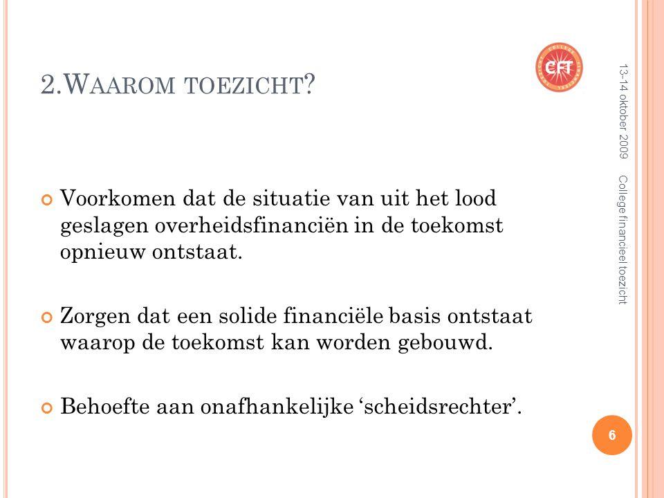 3.H ET C OLLEGE BES M.Pandt Voorzitter J. Weitenberg Nederland M.