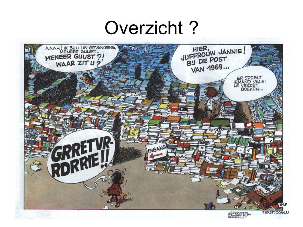 12 maart 2008SOD Structuurplannen2 Overzicht ? Archief = Administratie Documentaire neerslag als gevolg van het handelen van personen of organisaties