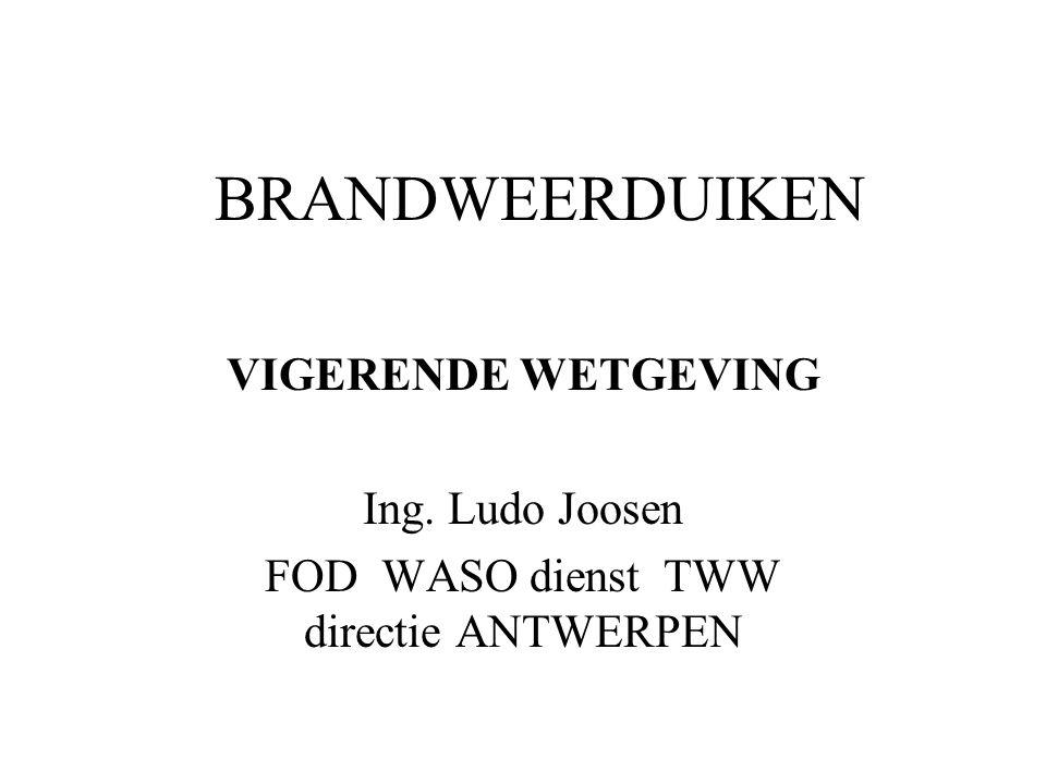 Verschenen in Belgisch Staatsblad: Koninklijk Besluit van 23/12/2003 betreffende werkzaamheden in een hyperbare omgeving ( B.S.